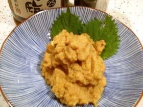 日本酒・焼酎のつまみに♪たまご味噌
